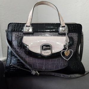 Guess purse handbag satchel crossbody